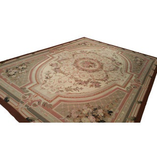 Aubusson Needlepoint Rug - 12x15 Preview