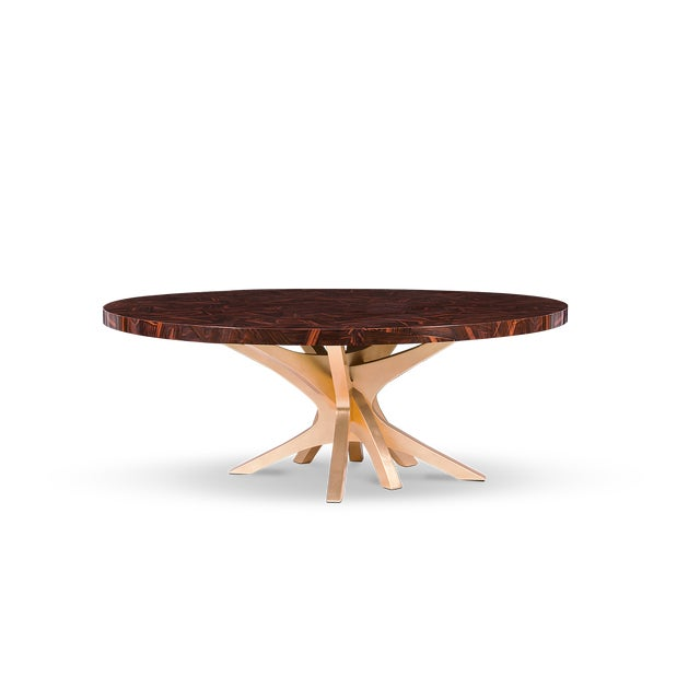 Not Yet Made - Made To Order Patch Dining Table Gradient From Covet Paris For Sale - Image 5 of 5