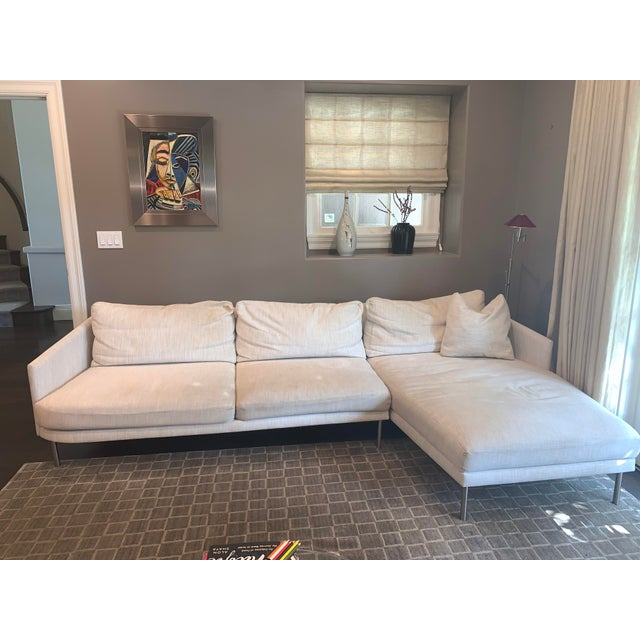 Design Within Reach Sectional Sofa For Sale - Image 9 of 9