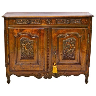 18th Century Buffet From the La Haute-Bretagne Region of France For Sale