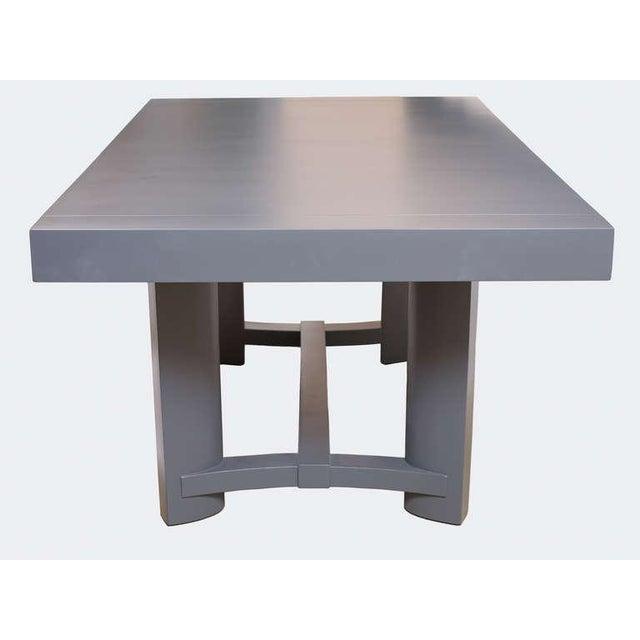 T.J. Robsjohn-Gibbings Dining Table - Image 5 of 7