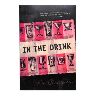 In the Drink Book For Sale