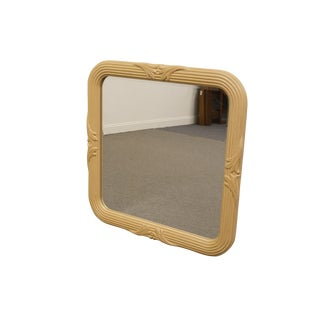 Late 20th Century Vintage Stanley Furniture European Heritage Collection Mirror For Sale