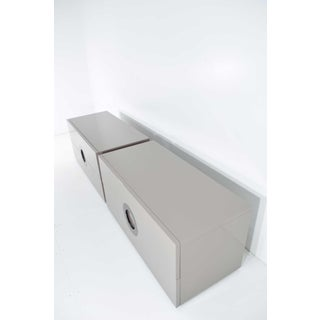 Minotti Archipenko Chests of Drawers or Nightstands - a Pair Preview