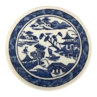 Hand Painted Japanese Porcelain Trivet