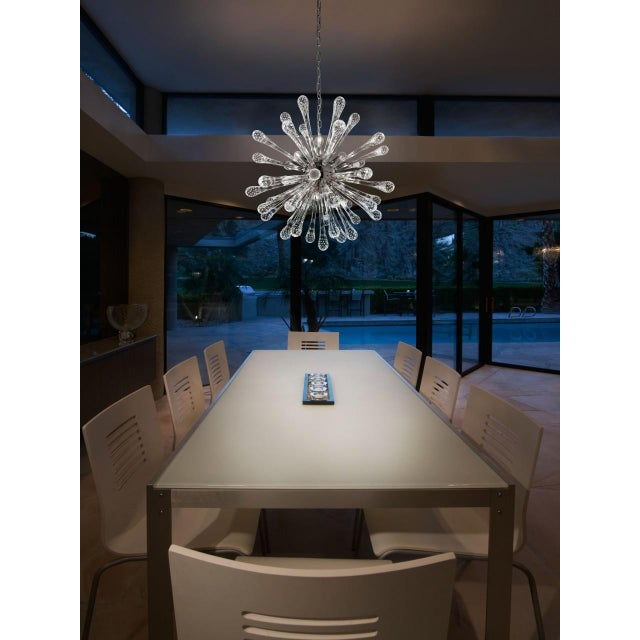 Not Yet Made - Made To Order Bollicine Sputnik Chandelier by Fabio Ltd For Sale - Image 5 of 6