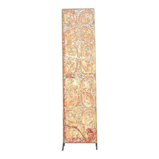 Antique Kunchen Tibetan Door For Sale