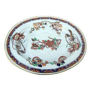 Imari Platter Copeland Spode Ironstone Antique 1878 For Sale