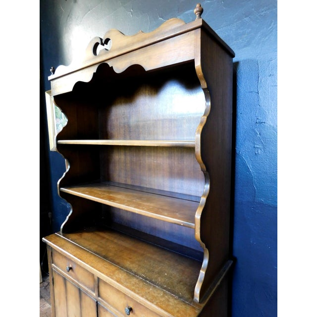 Rustic Casita Wooden Hutch For Sale - Image 4 of 11
