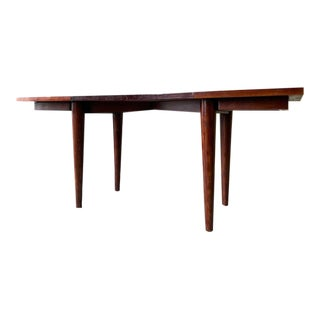 Mid Century Modern Styled Dining Table / Desk, Handmade in Peru For Sale