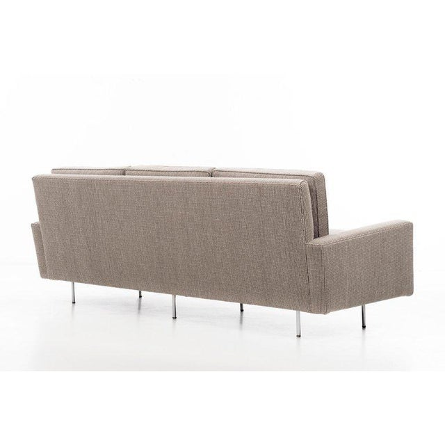 1950s Vintage Florence Knoll Sofa For Sale - Image 9 of 11