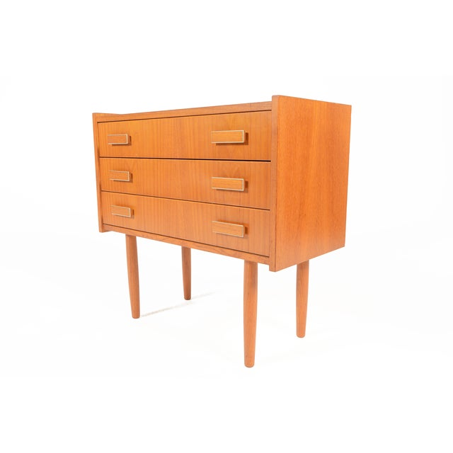 Danish Modern Ejsing Mobelfabrik 3-Drawer Chest - Image 7 of 10