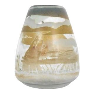 1980s Vintage Stephen Dale Edwards Vase For Sale