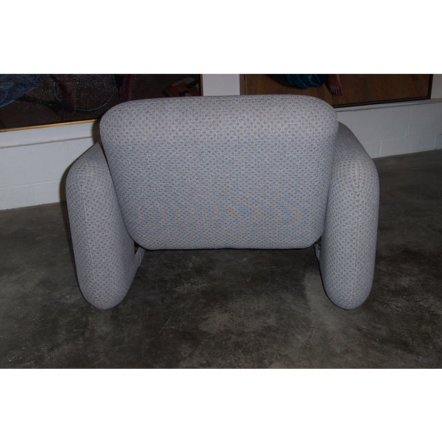 Herman Miller Chiclet Chairs & Table - Set of 3 For Sale In Seattle - Image 6 of 11