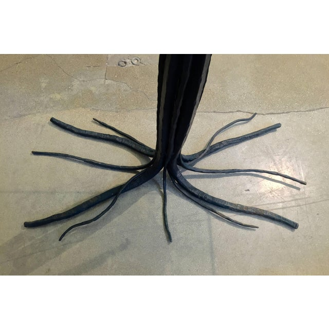 Mid 20th Century Iron Branch or Twig Shaped Table For Sale - Image 5 of 8