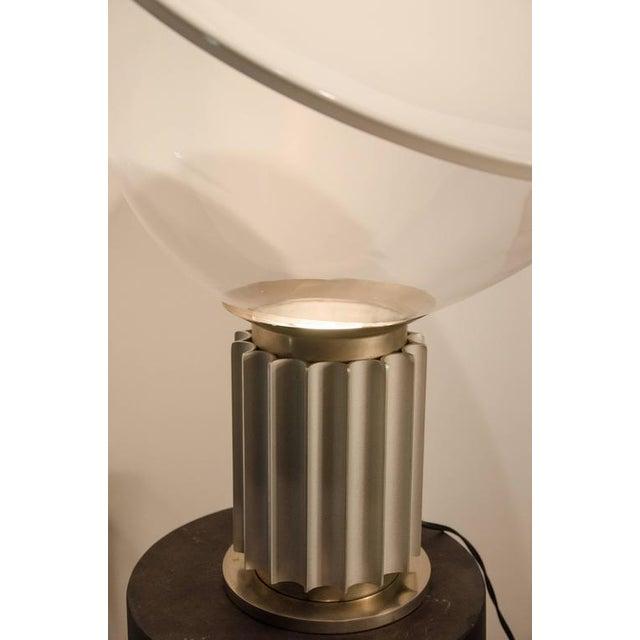Taccia Blown Glass Lamp - Image 9 of 9