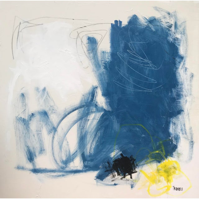 """""""Finer Things"""", Sarah Trundle, Contemporary Abstract Painting For Sale"""