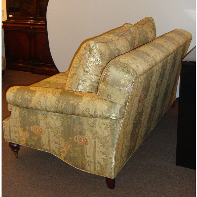 Edward Ferrell Signed Loveseats - A Pair - Image 3 of 4