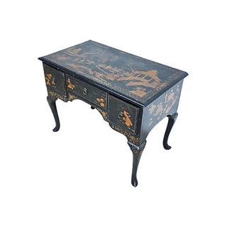 18th Century Chinoiserie Lowboy Preview