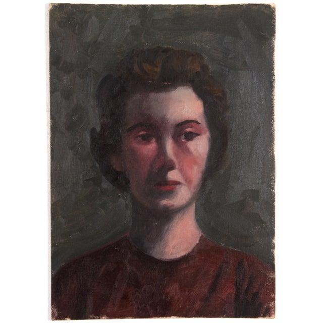 Contemplation Portrait - Image 1 of 2