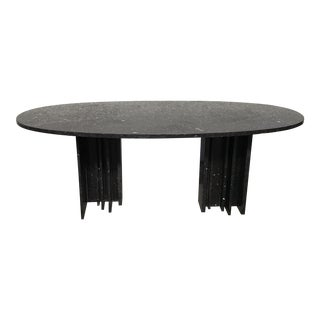 Willy Ballez Granite Dining Table For Sale