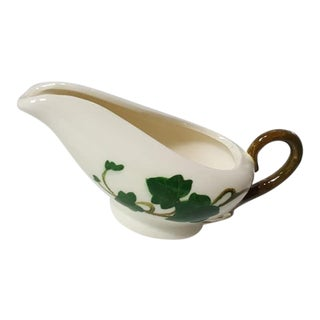 1950s Vintage Hand Painted Metlox Poppytrail California Ivy Creamer For Sale