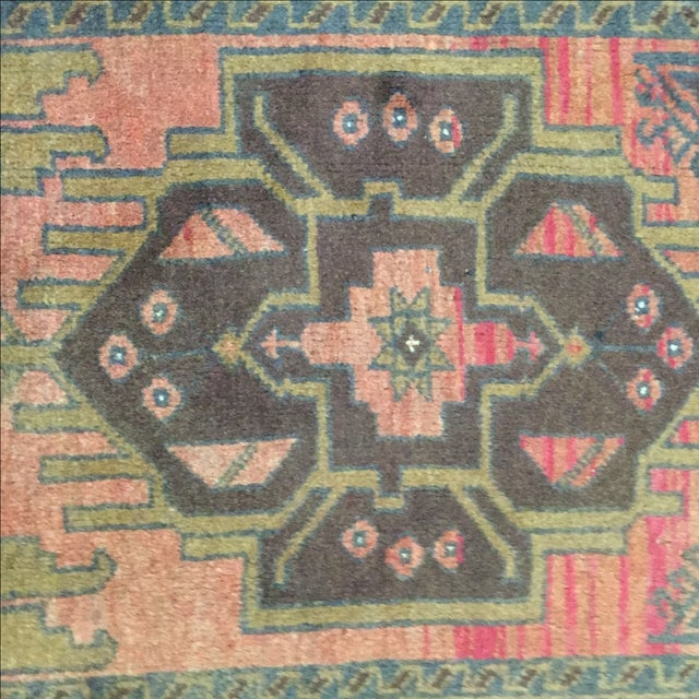 Baluchi Persian Rug - 2′7″ × 4′5″ - Image 7 of 9