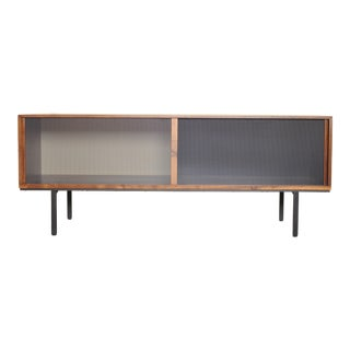 Contemporary American Mid Century Modern Style Credenza