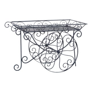 Salterini Bar-Tea Cart For Sale
