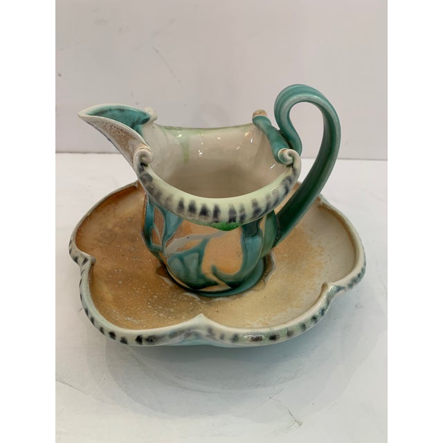 Ceramic Handmade Pottery by Julia Galloway -Set of 3 For Sale - Image 7 of 13