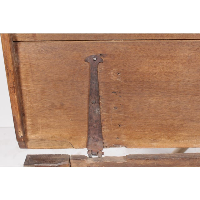 19th-C. Dowry Chest - Image 10 of 11