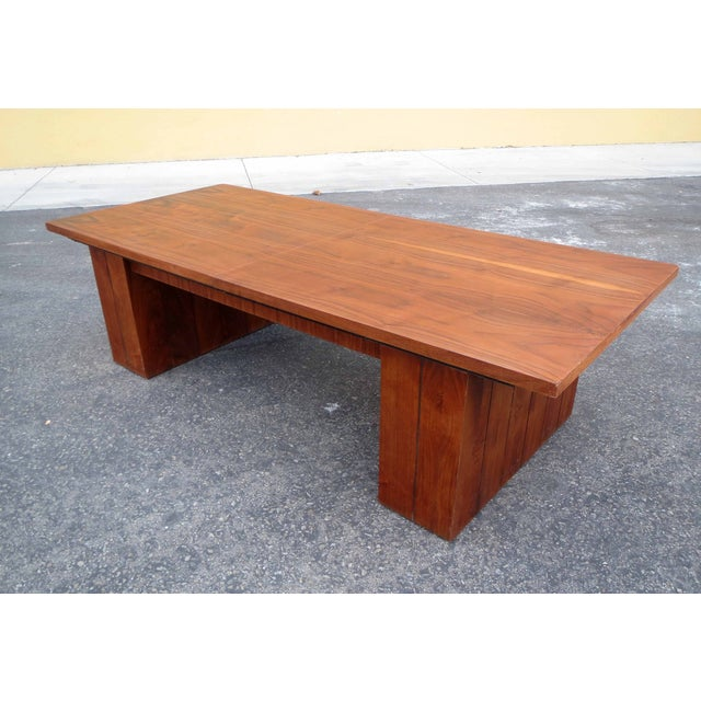 Mid-Century Expanding Coffee Table - Image 5 of 5