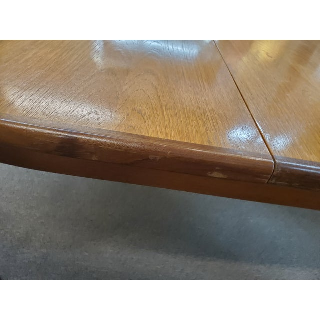 Mid-Century Modern Mid Century Modern G Plan Dining Table For Sale - Image 3 of 10