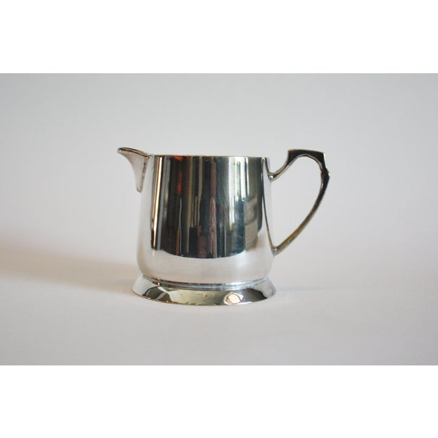 6 Piece Silver Tea & Coffee Service For Sale In Chicago - Image 6 of 6