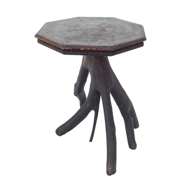 Folk Art Twig Table - Image 5 of 10