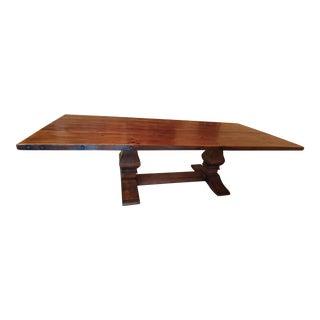 Ralph Lauren Dining Farmhouse Table For Sale