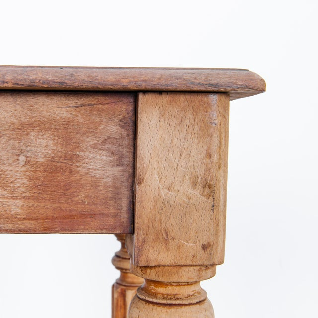 French Country 19th Century French Side Table For Sale - Image 3 of 6