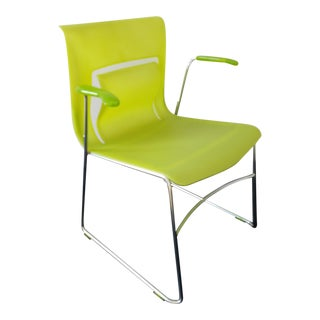 "Vintage Sava Cvek ""Kiwi Stackable Version"" Stylex ""Rhythm"" Armchair For Sale"