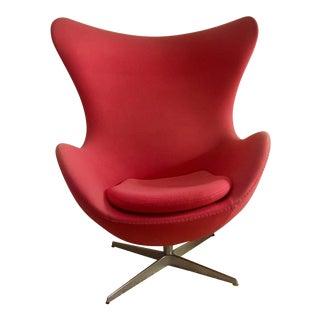 Arne Jacobsen for Fritz Hansen Vintage Egg Chair