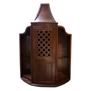 18th Century French Confessional For Sale