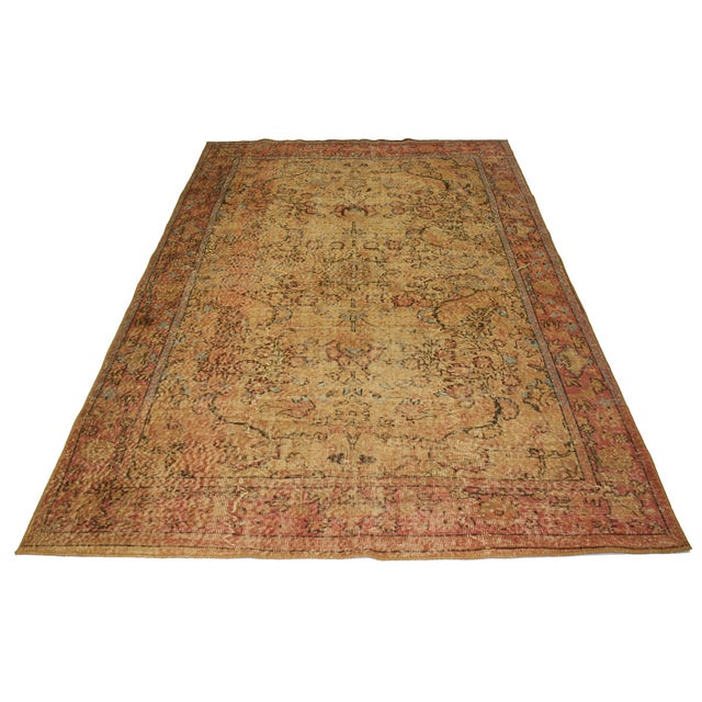 "Overdyed Kayseri Carpet - 5'7"" X 8'6"" - Image 2 of 4"