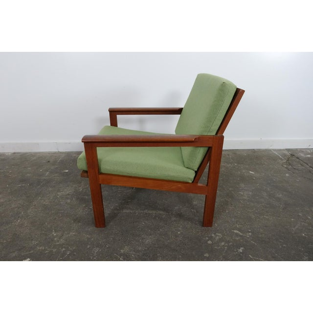 Mid-Century Modern Mid-Century Modern Dux Club Chair For Sale - Image 3 of 7