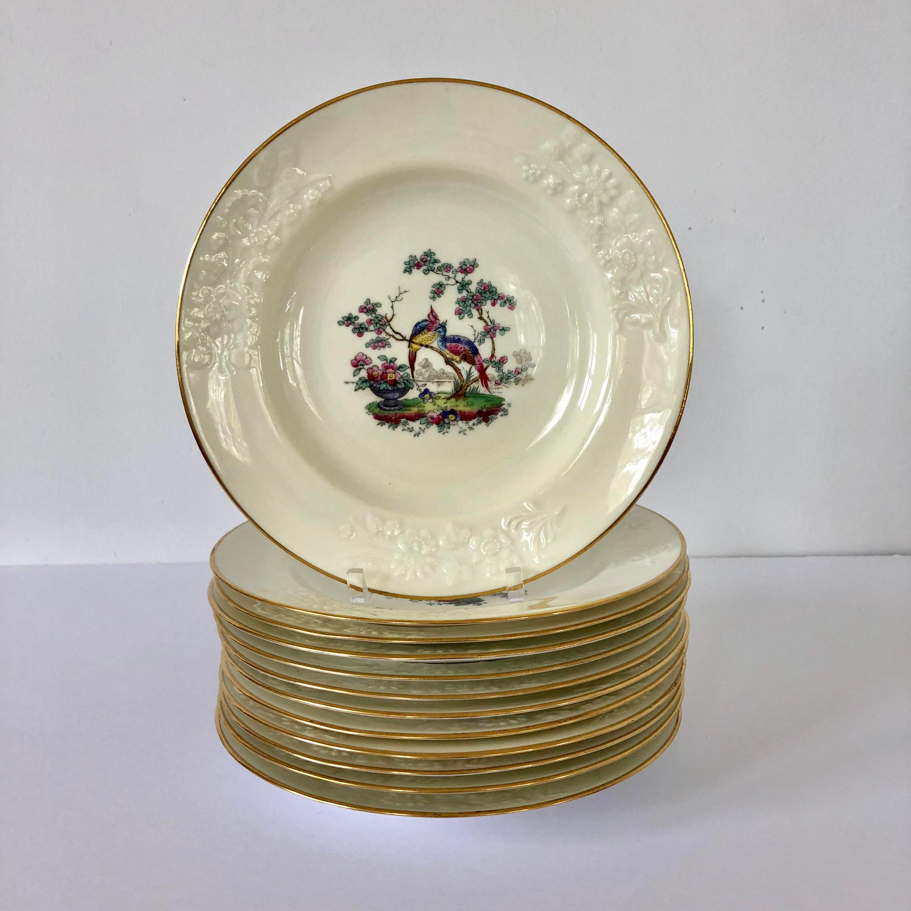 Tiffany u0026 Co. Plates - Set of 12 - Image 7 ... & Tiffany u0026 Co. Plates - Set of 12 | Chairish