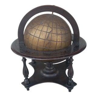 Bronze & Brass Ornamental Globe