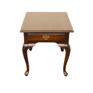 Kincaid Furniture Cherry Mountain III Solid Cherry End Accent Table For Sale