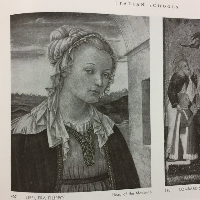 "Paper ""National Gallery of Art: Book of Illustrations"" 1941 Book For Sale - Image 7 of 11"