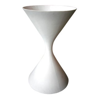 Diabolo Planter by Willy Guhl for Eternit For Sale
