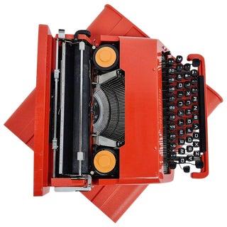 Ettore Sottsass Olivetti Valentine Typewriter, Italy, 1969