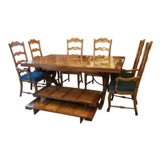 Thomasville Traditional Dining Set For Sale