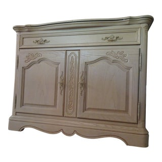 Stanley Furniture Convertible Sideboard For Sale